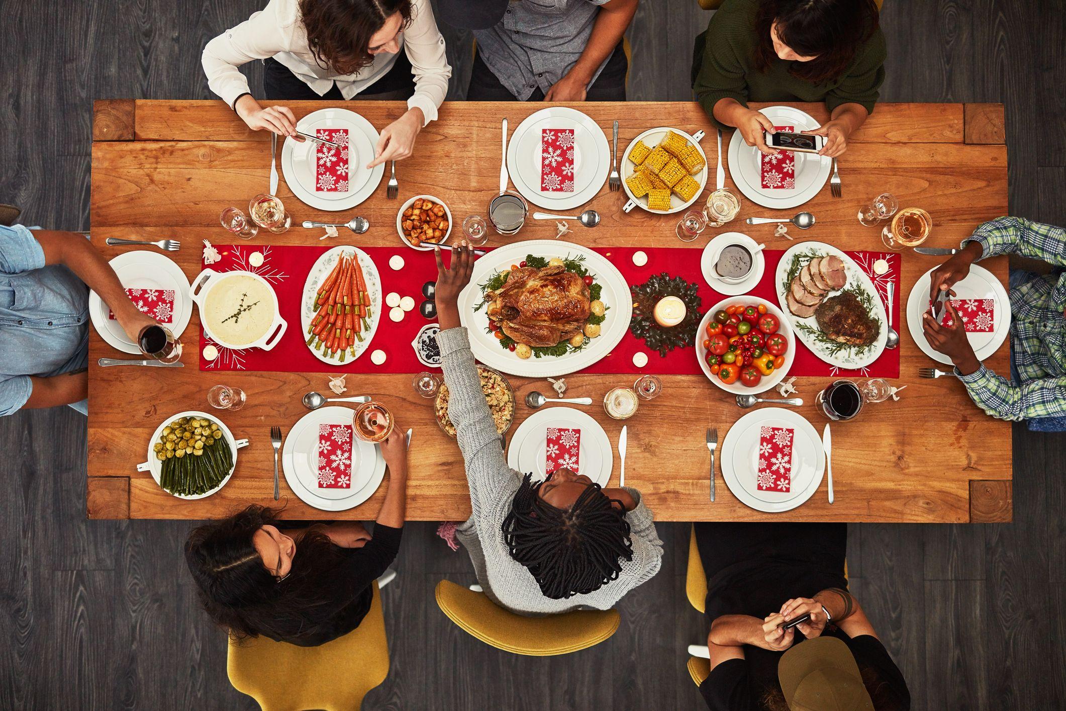 5 Easy Christmas Dinner Recipes