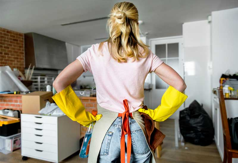 How to Organize Home Cleaning Tasks
